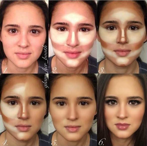 Da li se šminkamo ili stavljamo masku na lice?