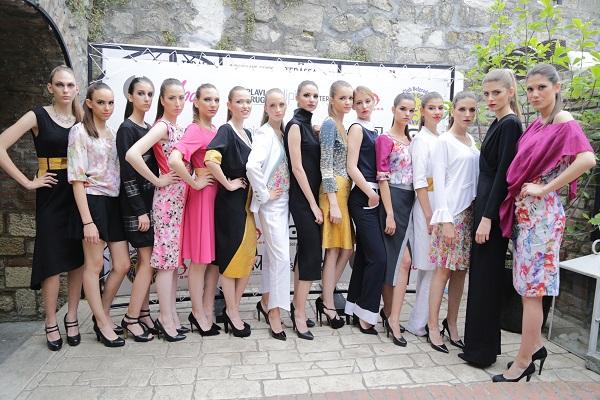 Finalisti konkursa studenata modnog dizajna u organizaciji Lions kluba Beograd Lumo (2)