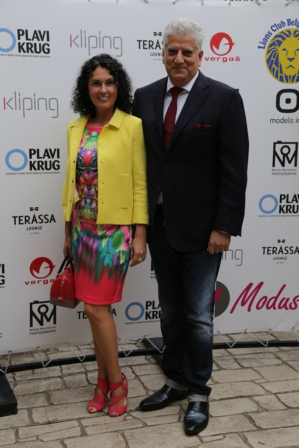 Marina i Tahir Hasanovic