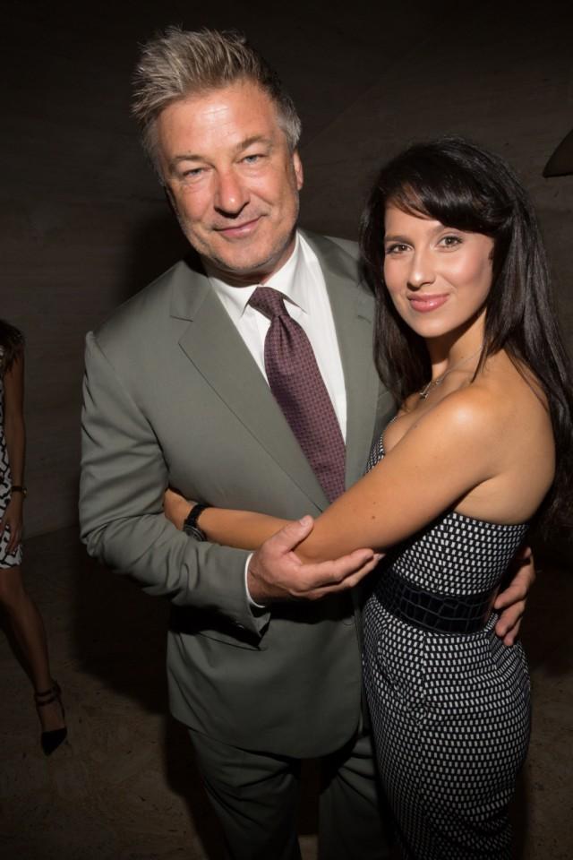 26 godina razlike nije naškodilo vezi Aleca i Hilarije Baldwin (foto: WENN)