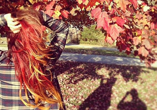 Autumn-leaves-hair