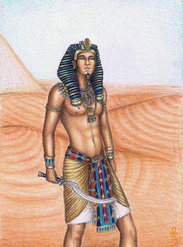 Faraoni su u starom Egiptu mastrubirali u Nilu (Foto: Wittyfeed.com)
