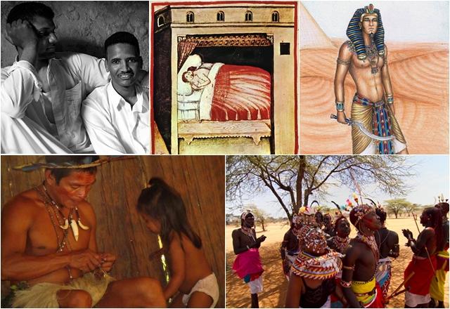 Svako društvo ima svoje  običaje kada su venčanje i brak u pitanju (Foto: Wittyfeed.com)