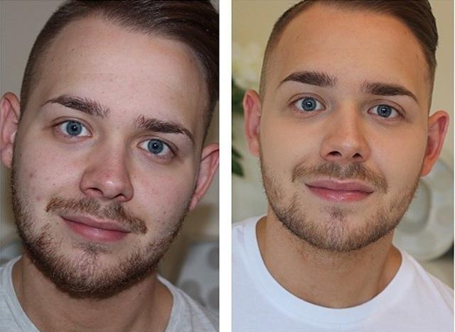 Sa i bez šminke: 'Prirodni' izgled koji je Jake vežbao godinama (foto: Screenshot)