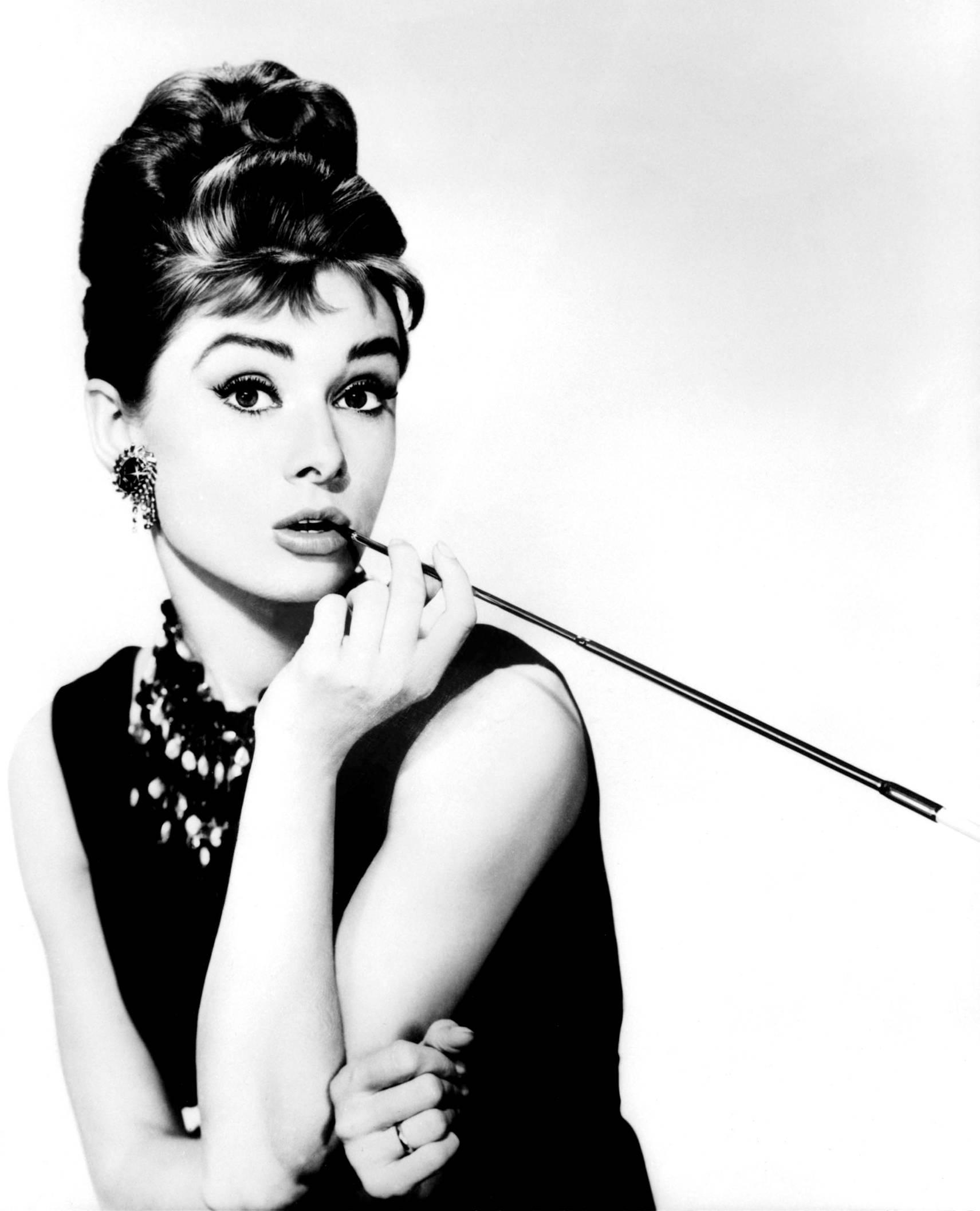 Audrey Hepburn (foto: Deviantart)