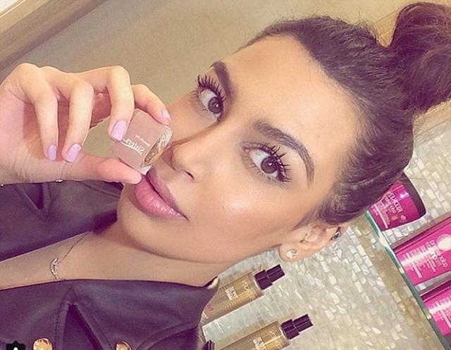 Ljudi ih svakodnevno porede, a neki kažu da je Sonia i lepša od Kim (foto: Instagram)