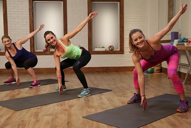 Savršene vežbe za stomak i zadnjicu (foto: Screenshot)