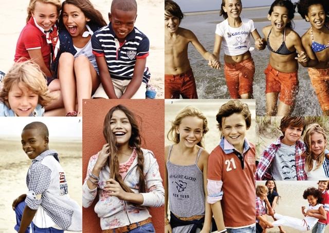 Deca su sve više zastupljena u reklamnim kapanjama velikih brendova (foto: maartenvis.nl)