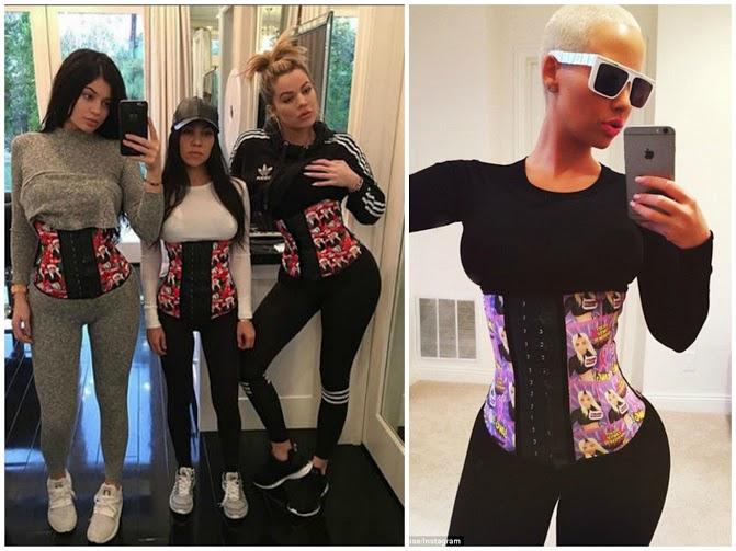 Sestre Kardashian i Amber Rose ih stalno nose (foto: Instagram)