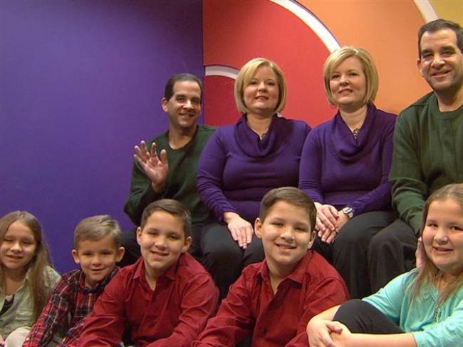 Prodice sa decom danas često gostiju u emisijama (foto: Screenshot)