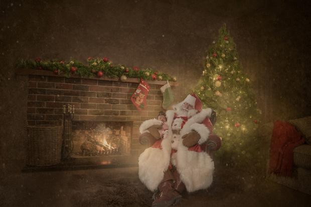božić-deca