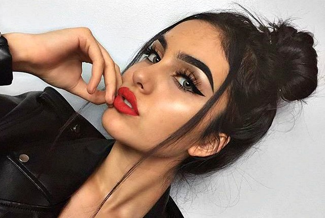 devojka-šminka
