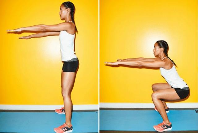 vežbe- zadnjica- zdravlje